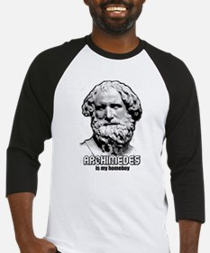 Archimedes Baseball Jersey