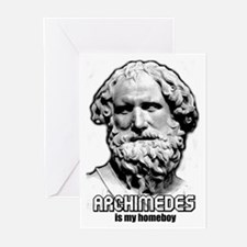 Archimedes Greeting Cards (Pk of 10)
