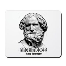 Archimedes Mousepad