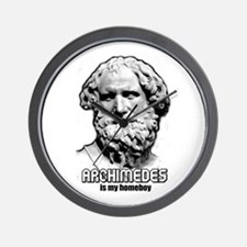 Archimedes Wall Clock
