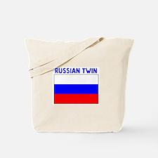 RUSSIAN TWIN Tote Bag