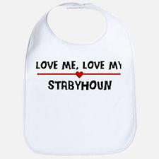 Love My Stabyhoun Bib