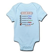 Baby Made at Home Infant Bodysuit