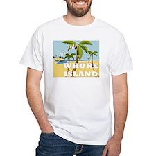Whore Island Shirt