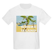 Whore Island T-Shirt