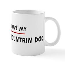 Love My Entlebucher Mountain  Coffee Mug