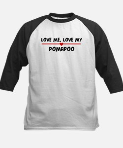Love My Pomapoo Tee