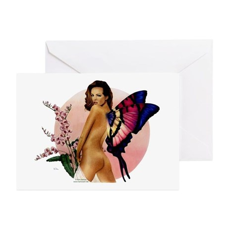 Enchanted Faerie Greeting Cards (Pk of 10)