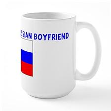 PROPERTY OF MY RUSSIAN BOYFRI Mug