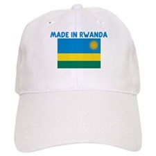 MADE IN RWANDA Baseball Cap