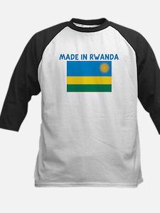 MADE IN RWANDA Kids Baseball Jersey