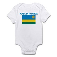 MADE IN RWANDA Infant Bodysuit