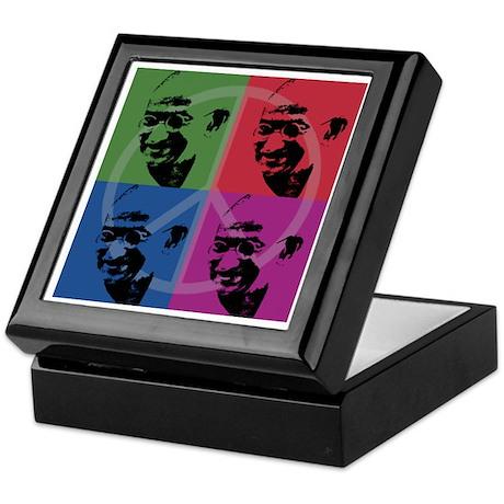 Mahatma Gandhi Keepsake Box
