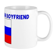 I LOVE MY RUSSIAN BOYFRIEND Coffee Mug