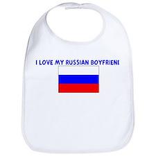 I LOVE MY RUSSIAN BOYFRIEND Bib