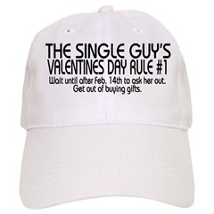 A Single Guy's Rule Baseball Cap