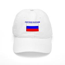 CERTIFIED RUSSIAN Baseball Cap
