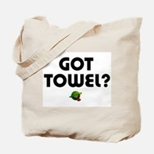 Hitchiker - Got Towel? Tote Bag