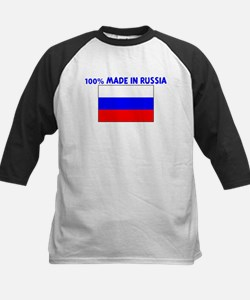 100 PERCENT MADE IN RUSSIA Tee
