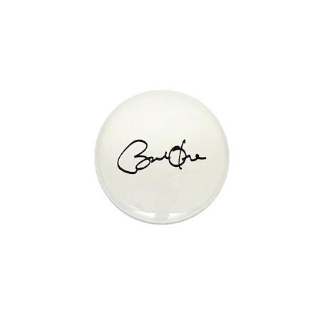 Barack Obama Autograph Mini Button (10 pack)