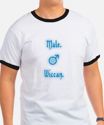 'Male.  Wiccan.' T