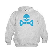 Blue Pirate Hoodie