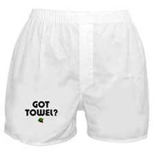 Hitchhiker's - Got Towel? Boxer Shorts