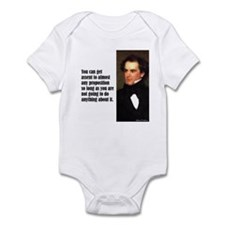 "Hawthorne ""Assent"" Infant Bodysuit"