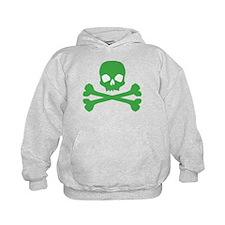 Green Pirate Hoodie