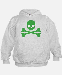 Green Pirate Hoodie