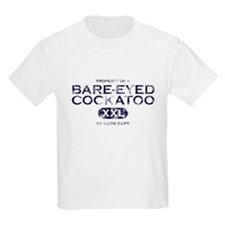 Property of Bare-Eyed Cockatoo T-Shirt