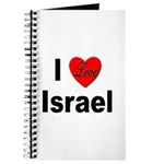 I Love Israel for Israel Lovers Journal