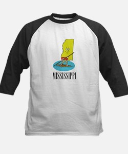 Mississippi Fun State Tee