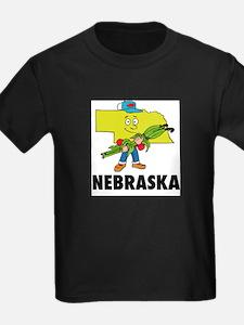Nebraska Fun State T