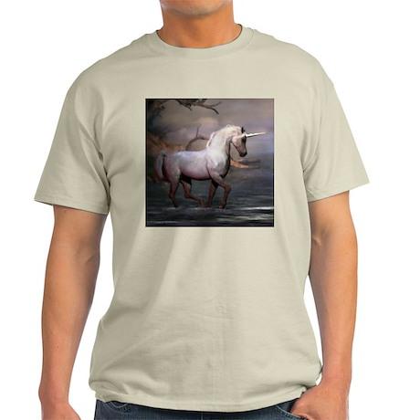 Morning Unicorn Light T-Shirt