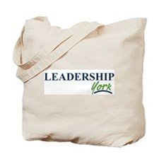 Leadership York Tote Bag