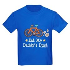 Daddy's Dust Cycling Bicycle T