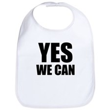 Yes We Can Bib