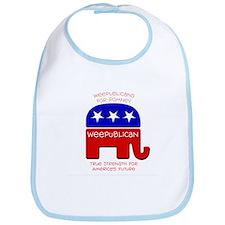 Weepublicans for Romney Bib
