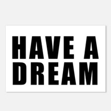 Have A Dream Postcards (Package of 8)