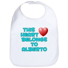 This Heart: Alberto (E) Bib