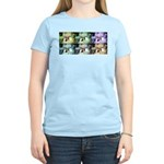 Warhol Palms Women's Light T-Shirt