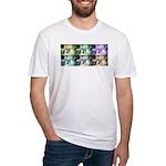 Warhol Palms Fitted T-Shirt