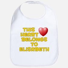This Heart: Elisabeth (D) Bib