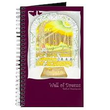 Elven Landscape Journal / Sketchbook