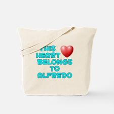 This Heart: Alfredo (E) Tote Bag