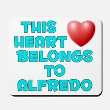 This Heart: Alfredo (E) Mousepad