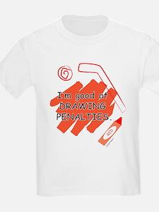 drawing penalties T-Shirt