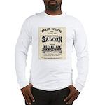 Tombstone Saloon Long Sleeve T-Shirt