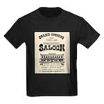 Tombstone Saloon Kids Dark T-Shirt